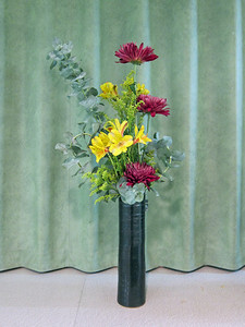 October, Provisional, Traditional Vertical Line Design, Cheryl Stutsky