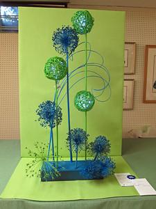 April, Advanced Plus, Illuminary Design, Cynthia Corhan-Aitken, First Award