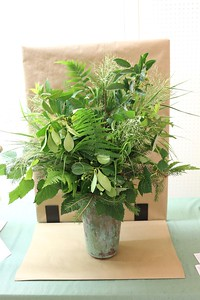 September, Intermediate, Traditional Foliage Design, Amy South, Honorable Mention