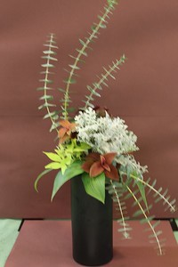 September, Intermediate, Traditional Foliage Design, Fran Ackerly, Second Award