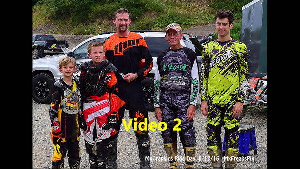 MxGraphics Ride Day Video 2  8 12 16