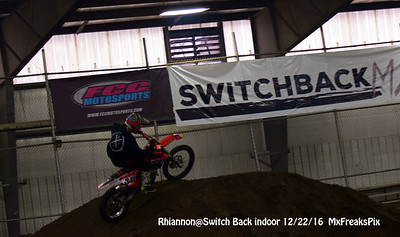 Rhiannon at SwitchBack indoor 12/22/16