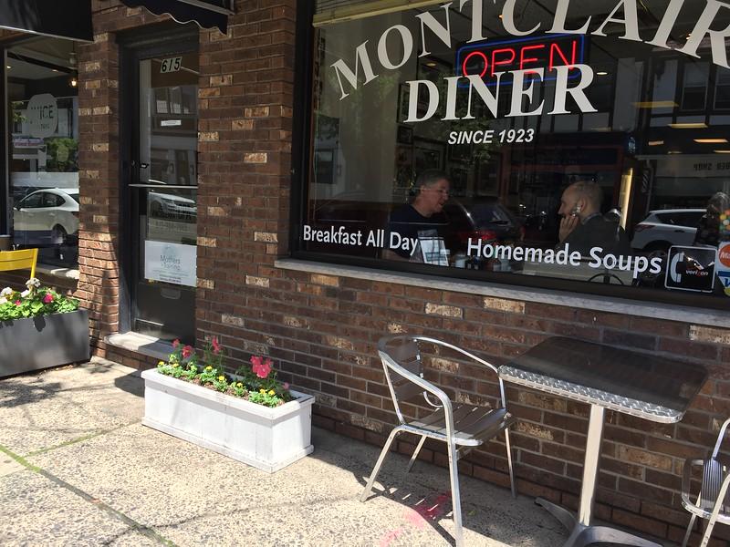 Upper Montclair - Montclair Diner