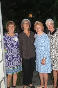 Sarah Stransky (Co-Chair), Celia Radek (Co-Chair), Susan Straten (President), Deborah Hirsch (Former President)