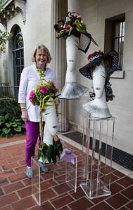 Brenda Bingham Winner Garden Club of Montclair Appreciation Award