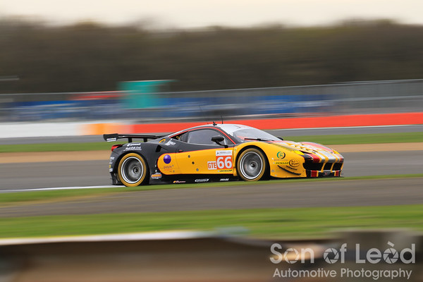 JMW Motorsport LMGTE