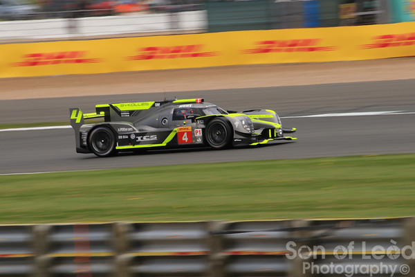 ByKolles LMP1 heading into the Loop