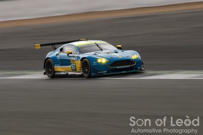 Aston Martin GTEpro at Stowe