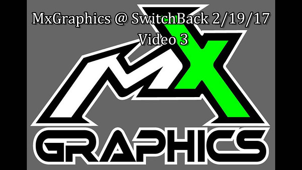 MxGraphics @ SwitchBack indoor 2 19 17 Video 3