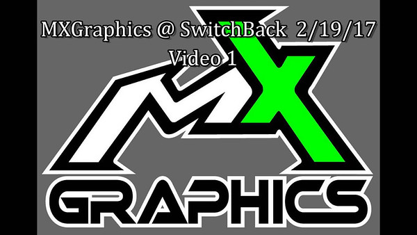 MxGraphics @ SwitchBack indoor 2 19 17 Video 1