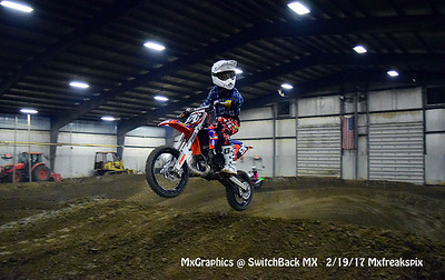 MxGraphics @ SwitchBack indoor 2/19/17
