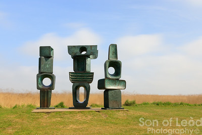 Barbara Hepworth, Family of Man Scuplture
