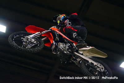 SwitchBack indoor MX 1/28/17