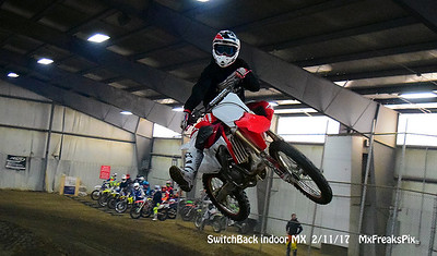 SwitchBack indoor MX 2/11/17