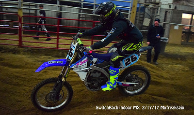 SwitchBack indoor MX 2/17/17
