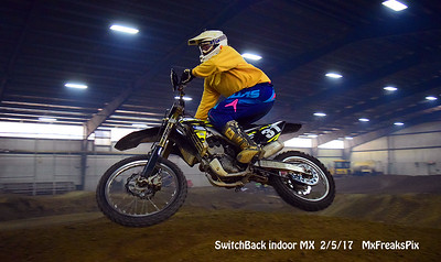 SwitchBack indoor MX 2/5/17