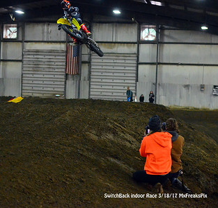 SwitchBack indoor MX  Race 3/18/17 Gallery 2 of 2