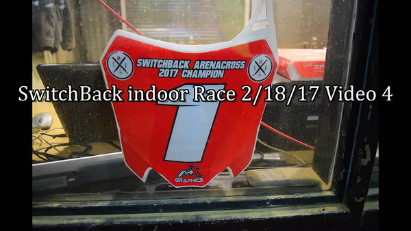 SwitchBack indoor Race 2 18 17 Video 4
