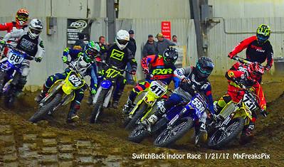 SwitchBack indoor Race Gallery 2 of 2  1/21/17