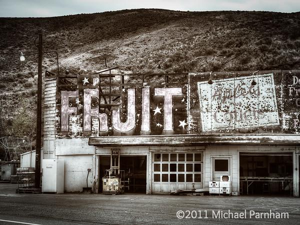 Outside Yakima, Washingston State