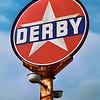 Derby Gas Sign