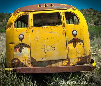New Mexico Bus