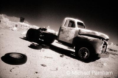 Eastern California, Mojave Desert