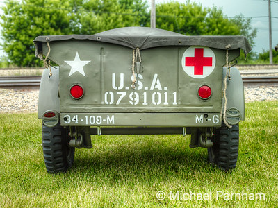 USA Medical Trailer