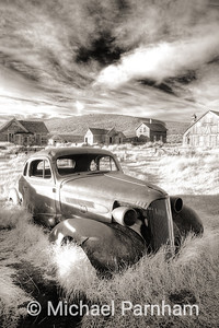 Abandoned Studebaker