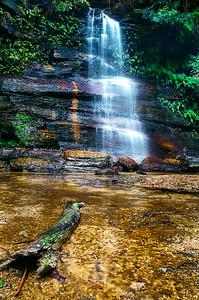 Federal Falls Water