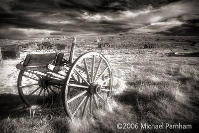 Bodie Cart, CA