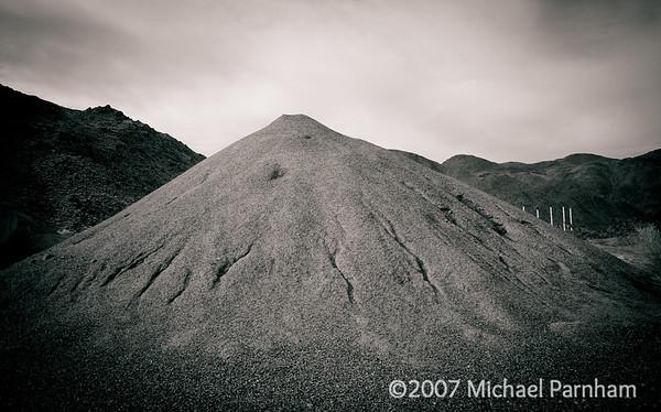 Mojave Mine Tailings