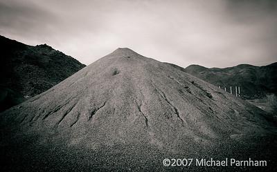 Mojave Mine Tailings, CA