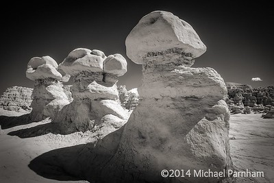 Goblins in Goblin Valley, UT