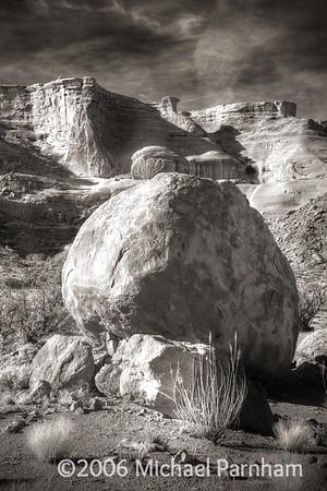 Lost Boulder