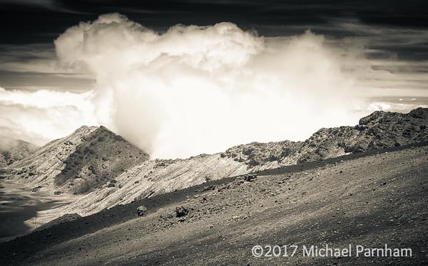Haleakala Plume