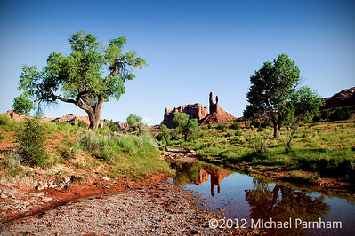 Red Rock Reflections, 2012