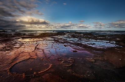 Ancient Seascape