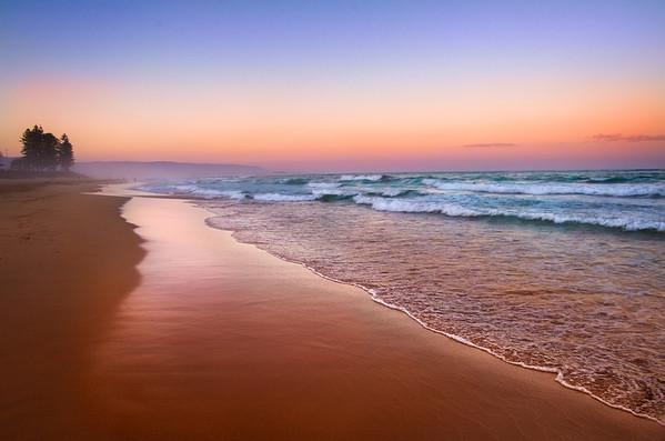 Beach Photography - Wollongong.