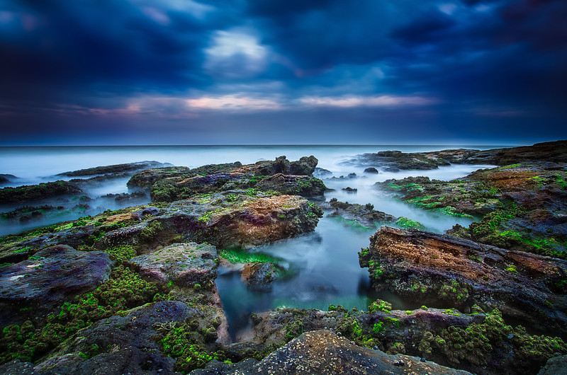 Landscape Wollongong - Coastal Moods