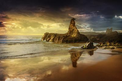 Seascape - Magical Light