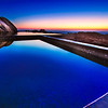 Blue Pool Dawn
