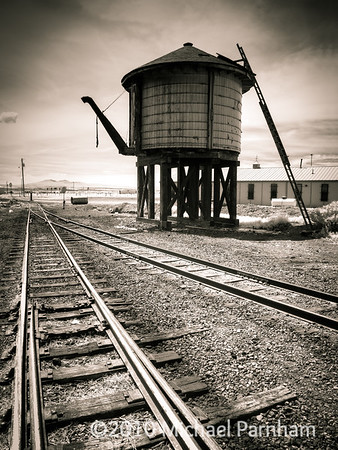 Cumbres & Toltec Water Tower