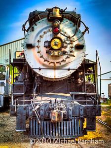 Union Steam Locomotive 302