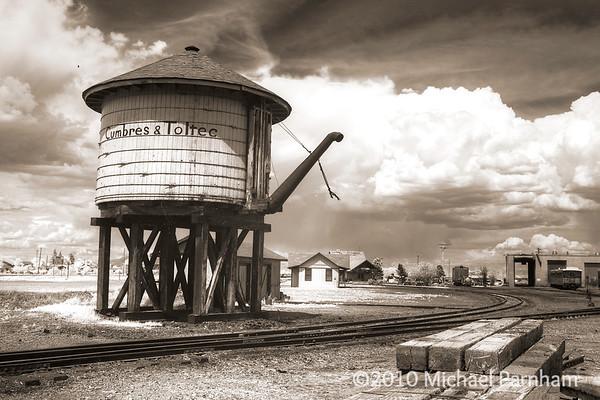 Cumbres & Toltec Railyard