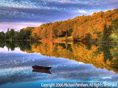 Booth Pond Sunrise