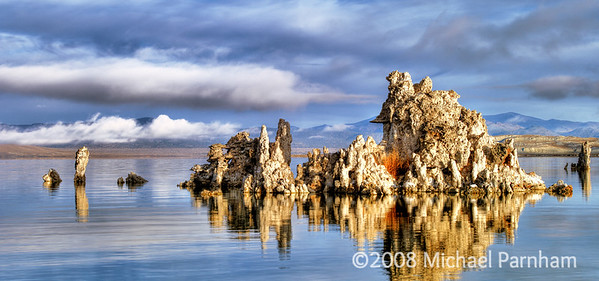 Mono Lake, Eastern California