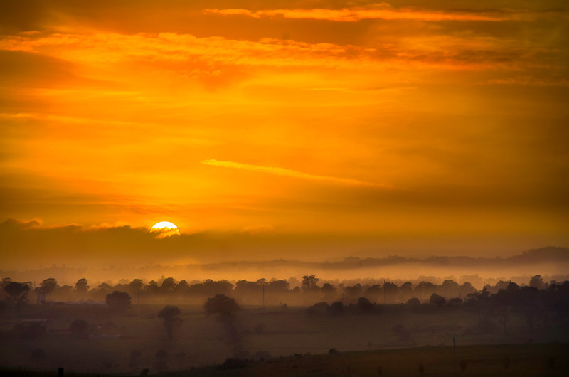 Cawdor Sunrise
