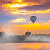 Balloon Dawn - Camden NSW