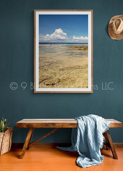 Beach Vibe Hallway
